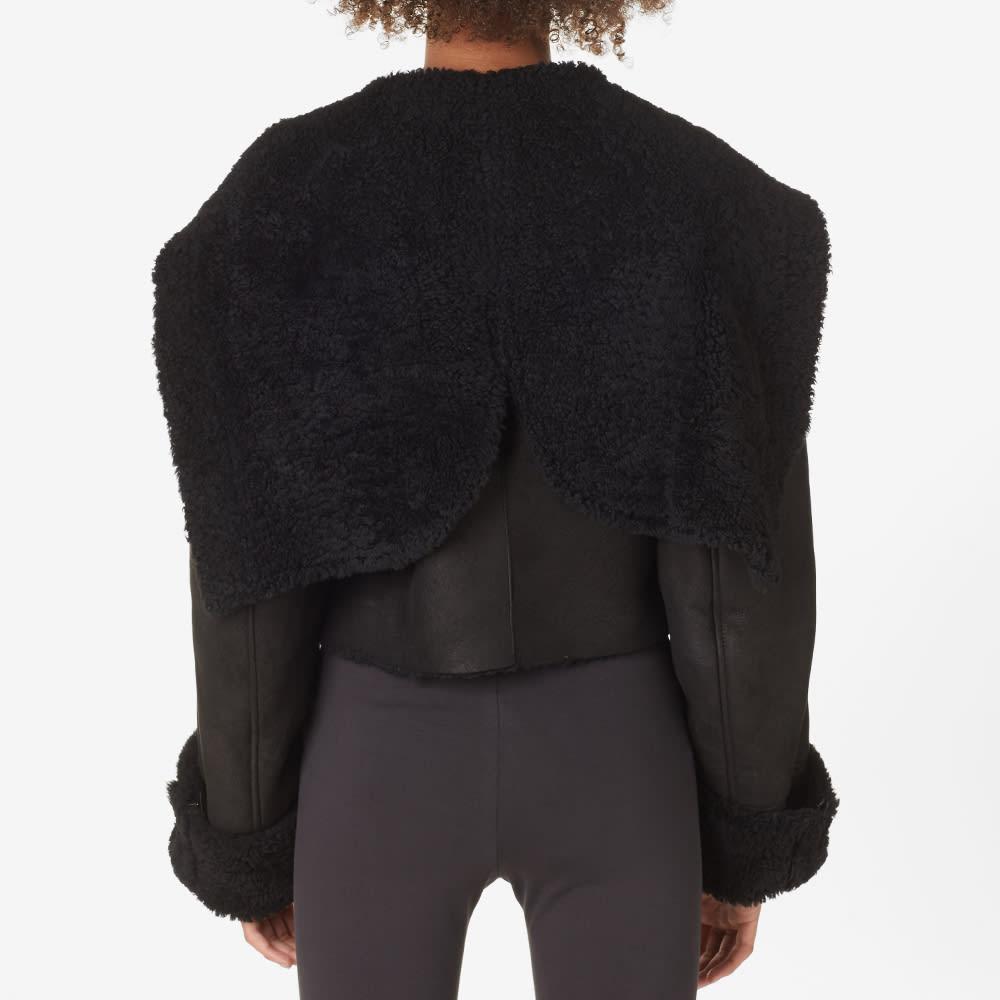 Yeezy Season 1 Women's Shearling Black