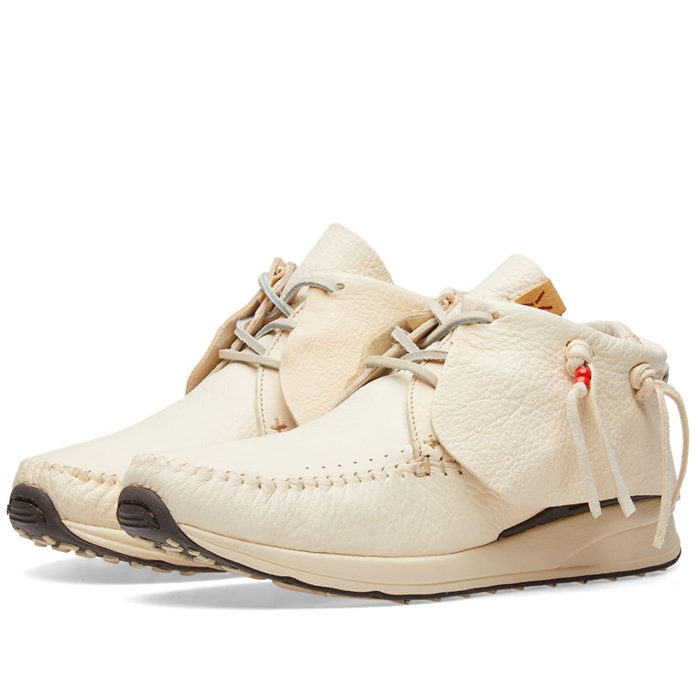 Fbt Full-grain Leather Sneakers - BrownVisvim I5v6cck6a