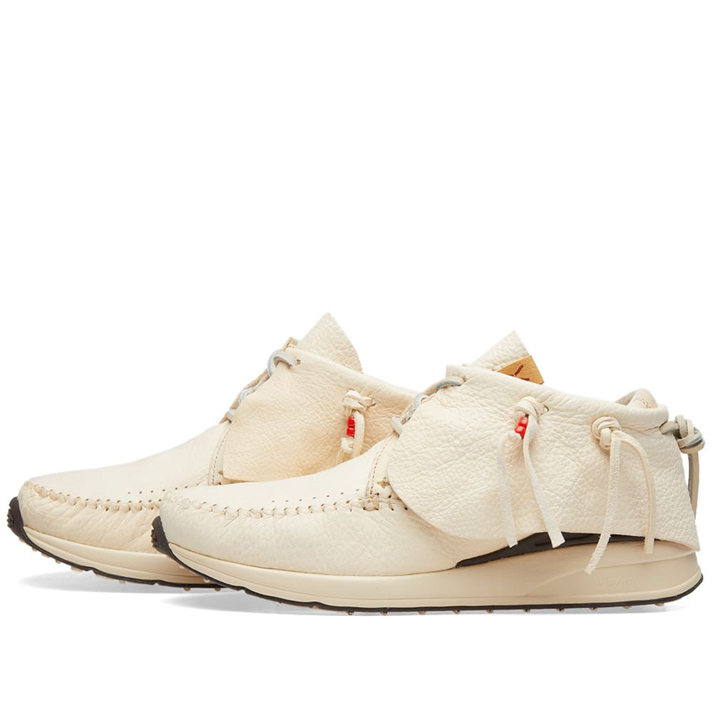 Fbt Full-grain Leather Sneakers - BrownVisvim 6vph3sWGes