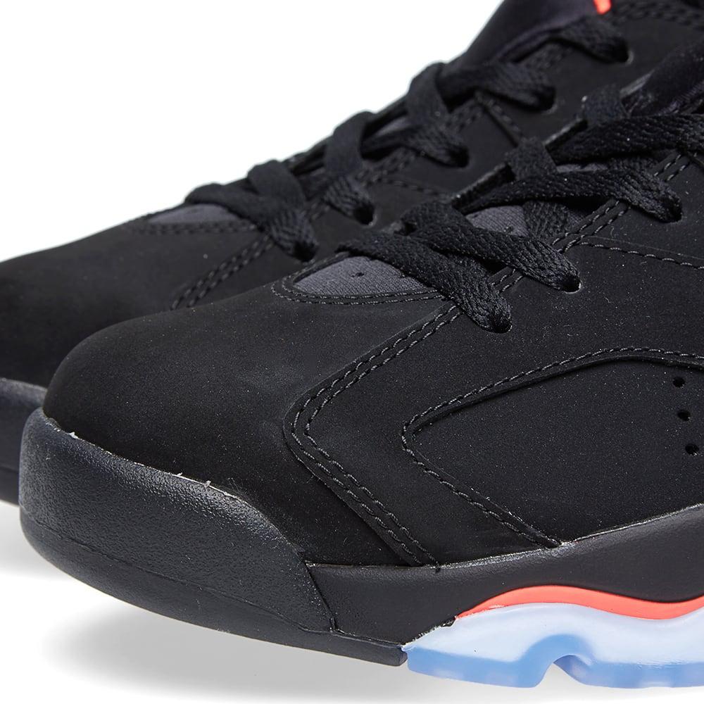 best sneakers 712d9 4dc24 Nike Air Jordan VI Retro 'Black Infrared'