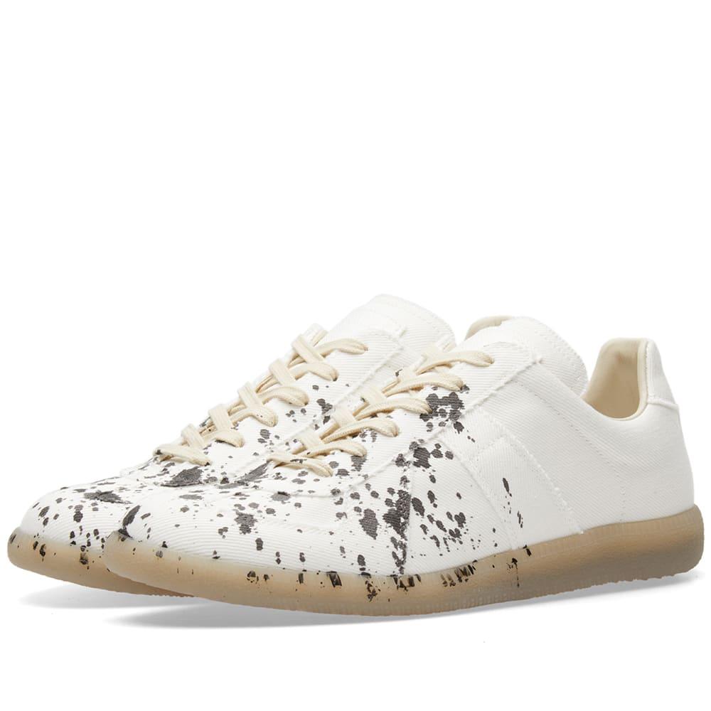 9dd4e8082f8 Maison Margiela 22 Replica Painter Mono Sneaker