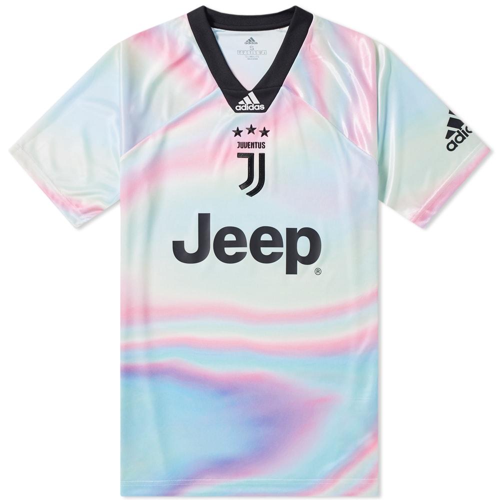 100% authentic 9b0f9 dc8b8 Adidas Consortium Juventus Football Jersey
