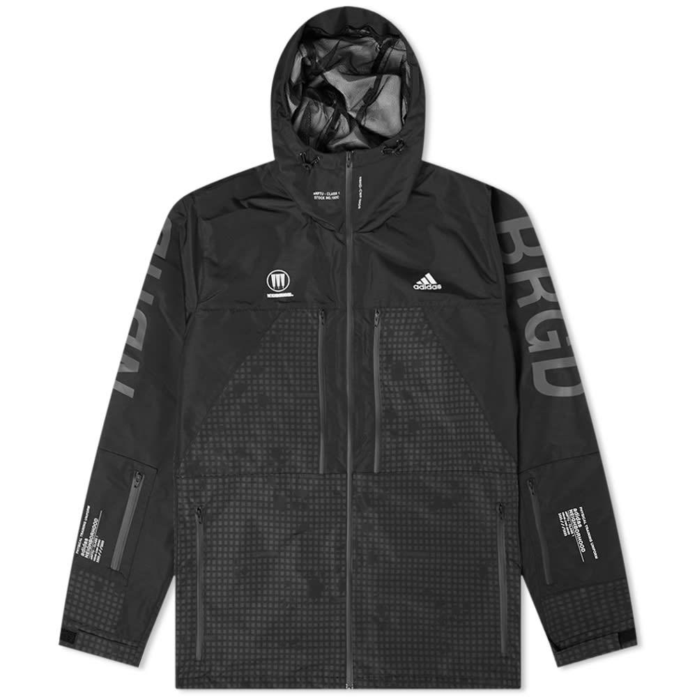 Adidas Hooded Sweatshirt x C.P. Company – Hanon