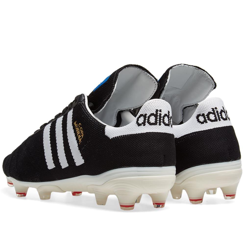 new products d1ebb fbdc0 Adidas Consortium Football Copa Mundial 70Y FG Black, White   Red   END.