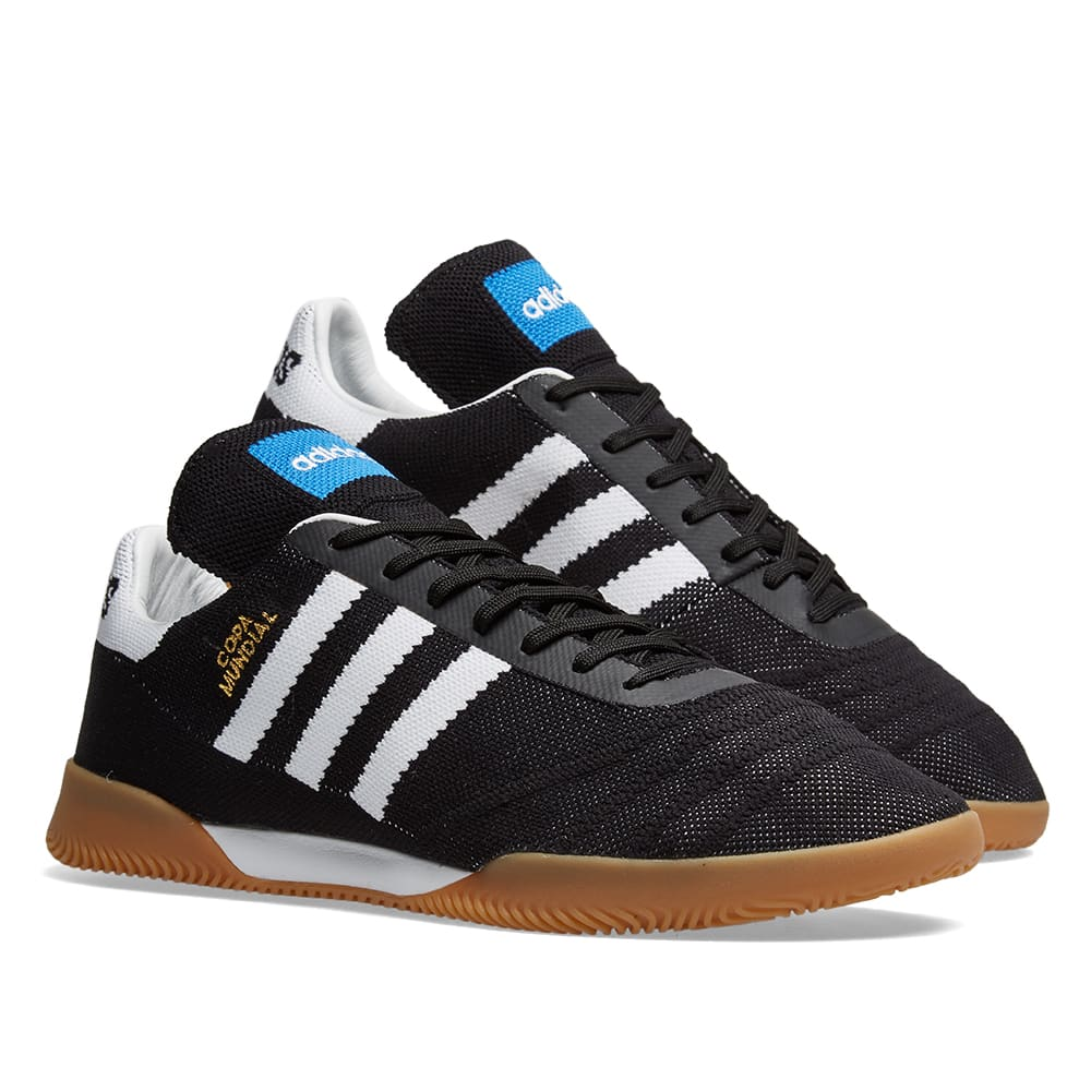 09347b38a Adidas Consortium Football Copa Mundial 70Y TR Black, White & Gold ...