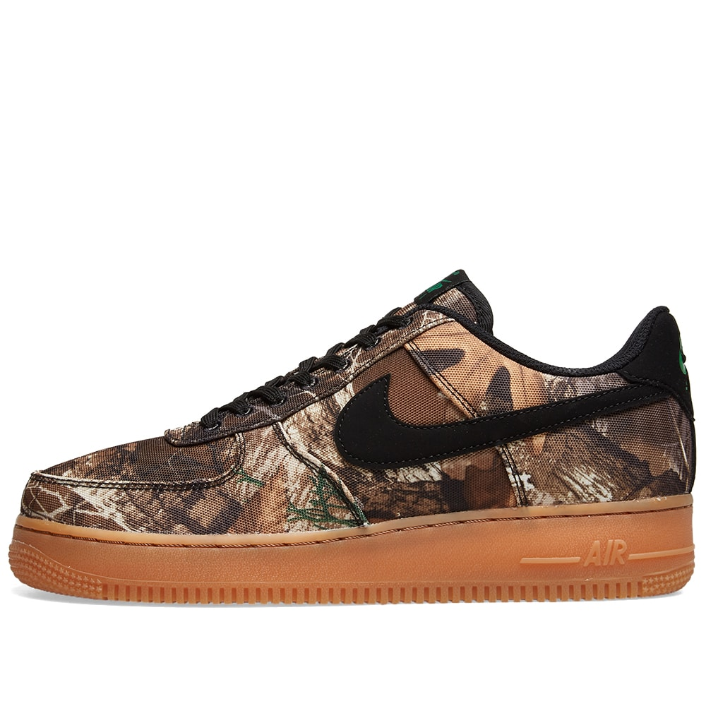 pretty nice 0e83b e7e45 Nike Air Force 1  07 LV8 3  Realtree Camo  Black, Aloe   Brown   END.