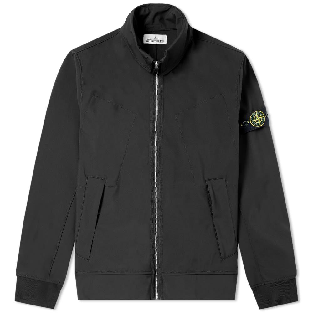 4fa2e3714 Stone Island Soft Shell R Concealed Hood Jacket