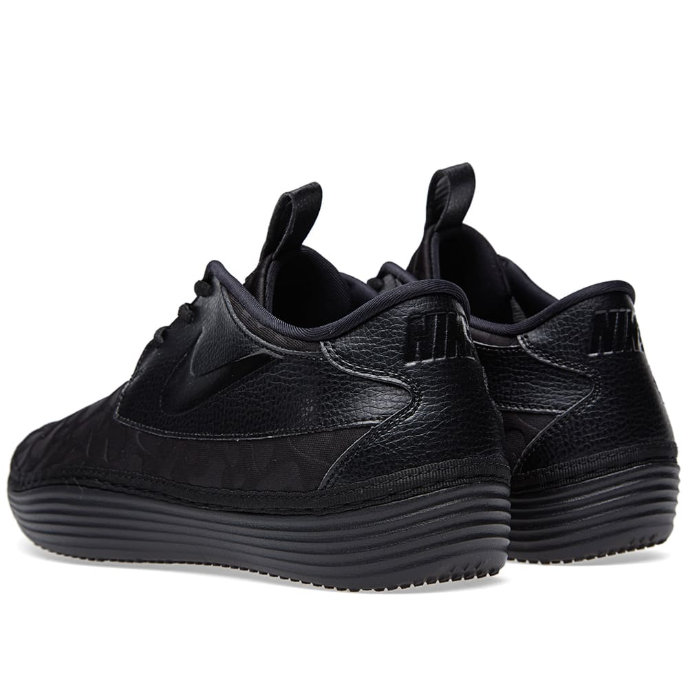 fe92dadefee2 Nike Solarsoft Moccasin PO QS Black