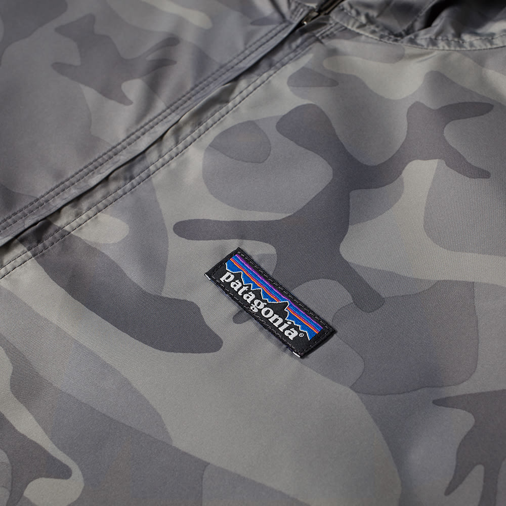 Patagonia Light Amp Variable Hoody Forest Camo Amp Forge Grey