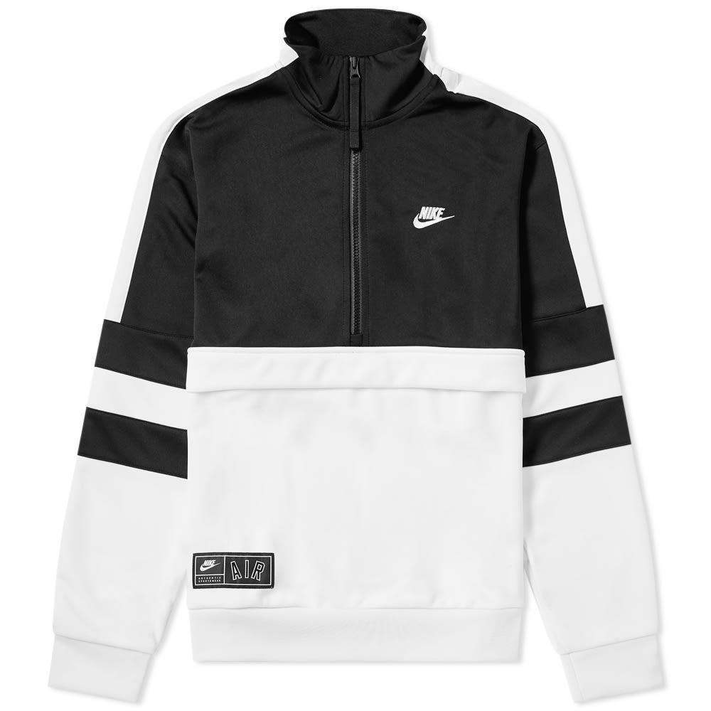 3d18a466a5b0 Nike Air Popover Jacket Black   Sail