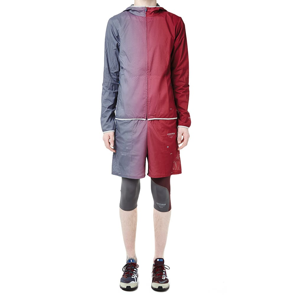 Nike X Undercover GYAKUSOU AS UC Convertible Jacket | Mode