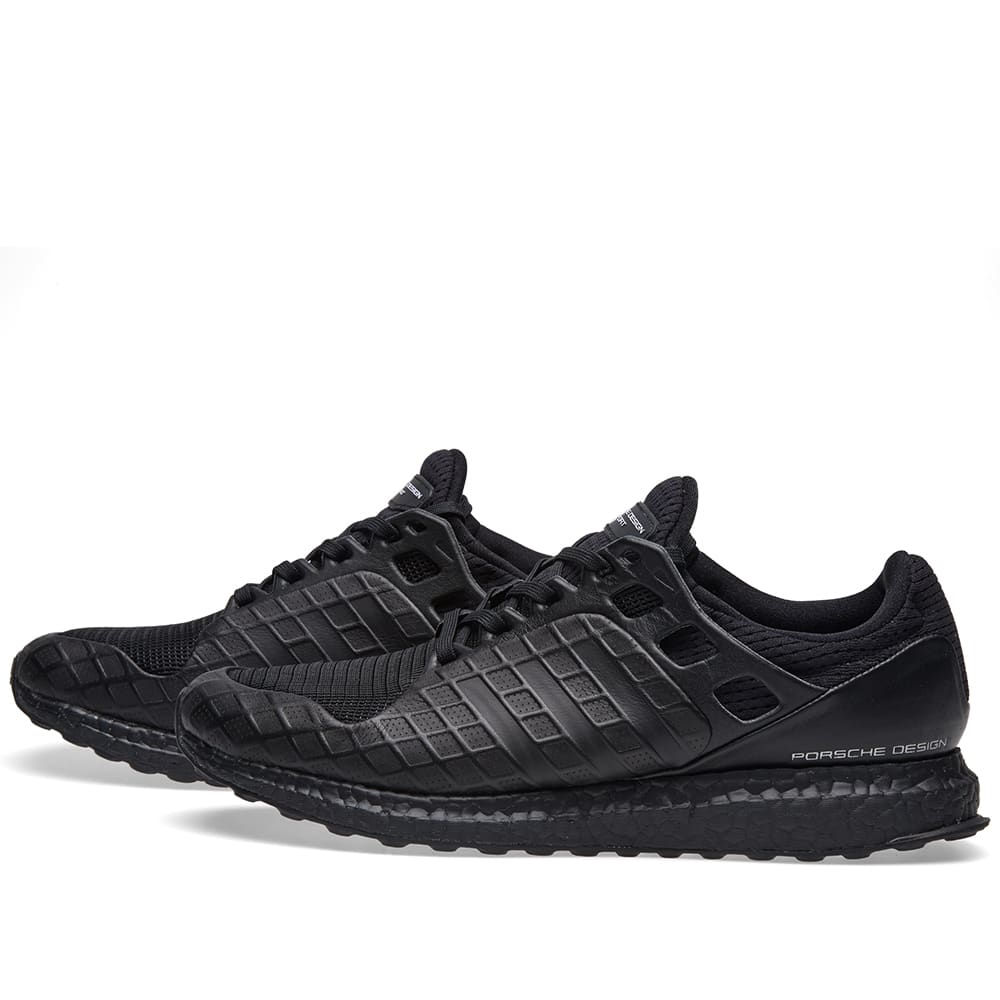 sale retailer 3e143 8d143 Adidas Porsche Design Ultra Boost Trainer Black   END.