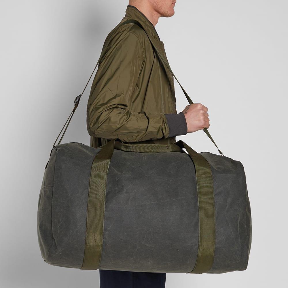 Filson Tin Cloth Medium Duffle Bag