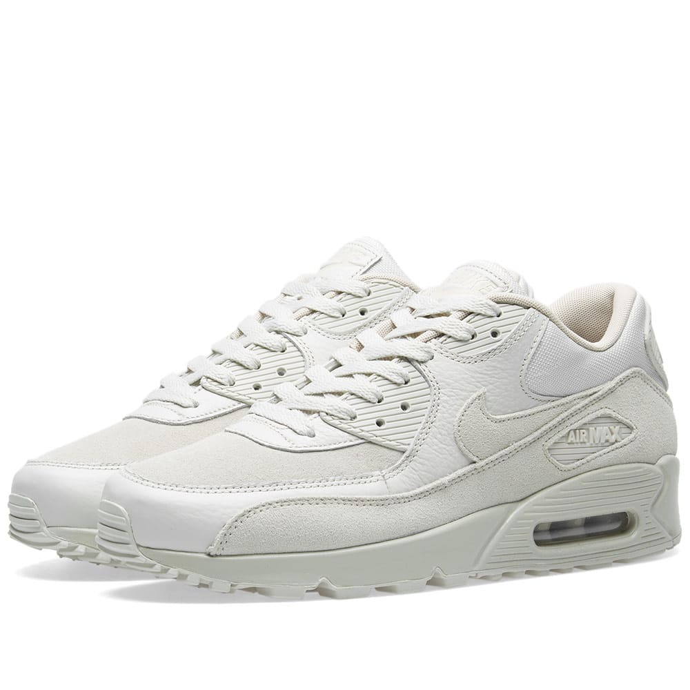 Nike Air Max 90 Premium Light Bone String Footshop  Footshop