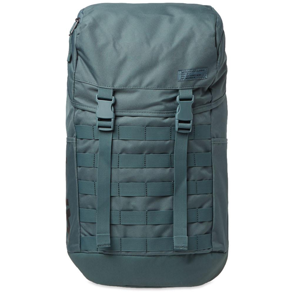 Nike AF1 Backpack Hasta \u0026 Black   END.