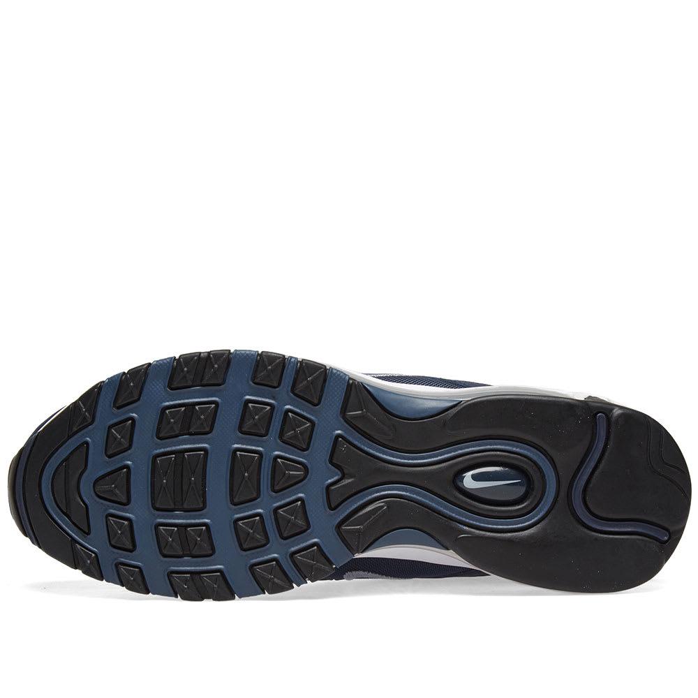 Nike Air Max 97 Essential Obsidian Men's Trainers Bv1986 400 US 10 UK 9 EU 44