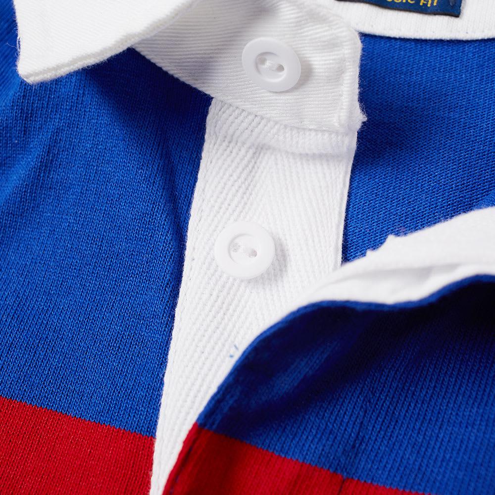 Rugby Cup Polo Lauren Stripe Flag Ralph Shirt Americas 5LqR3Sc4Aj