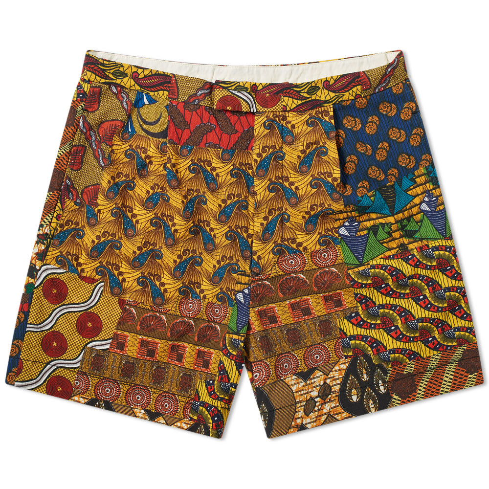 Beams Plus Batik Print Short