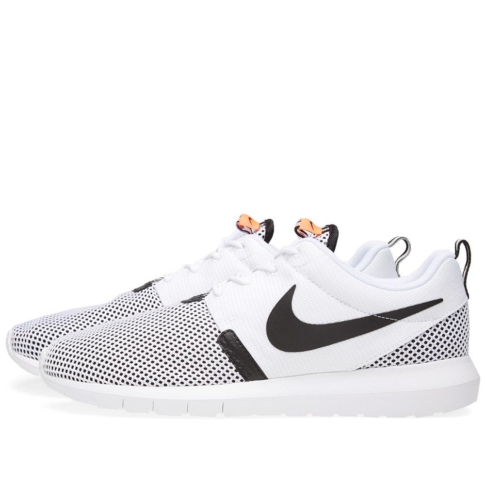 859062210254 Nike Roshe Run NM BR White