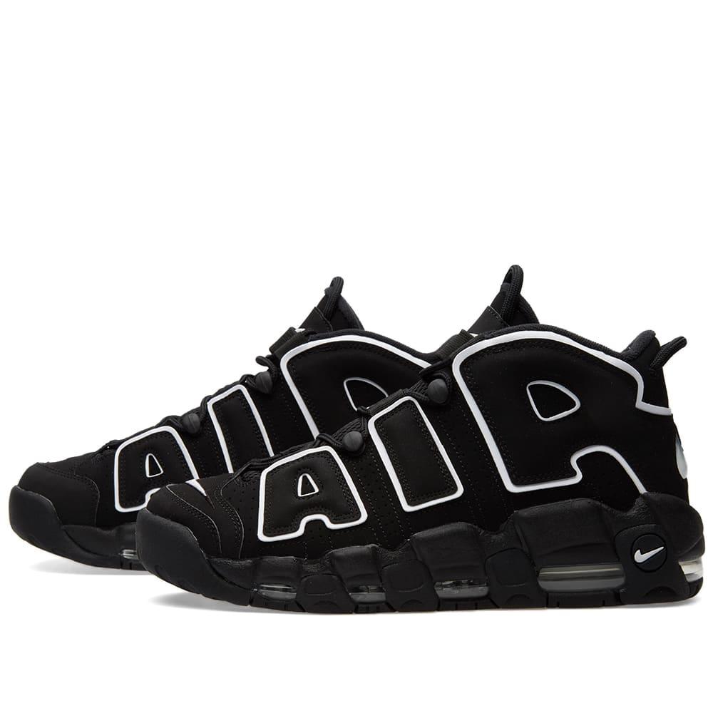 best sneakers c7476 f0ce9 Nike Air More Uptempo OG. Black