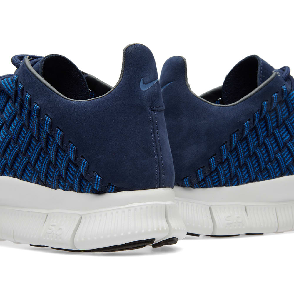 f80b4e115c78b Nike Free Inneva Woven Fountain Blue   Mid Navy