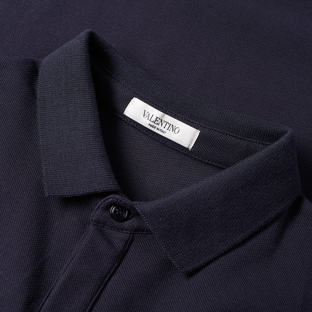 342b422e Valentino Rockstud Polo Navy | END.