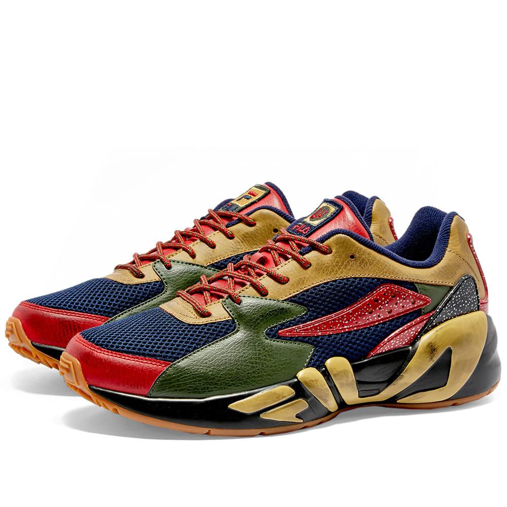 cbb2f7694552 Liam Hodges x Fila Mindblower Sneaker Tan   END.