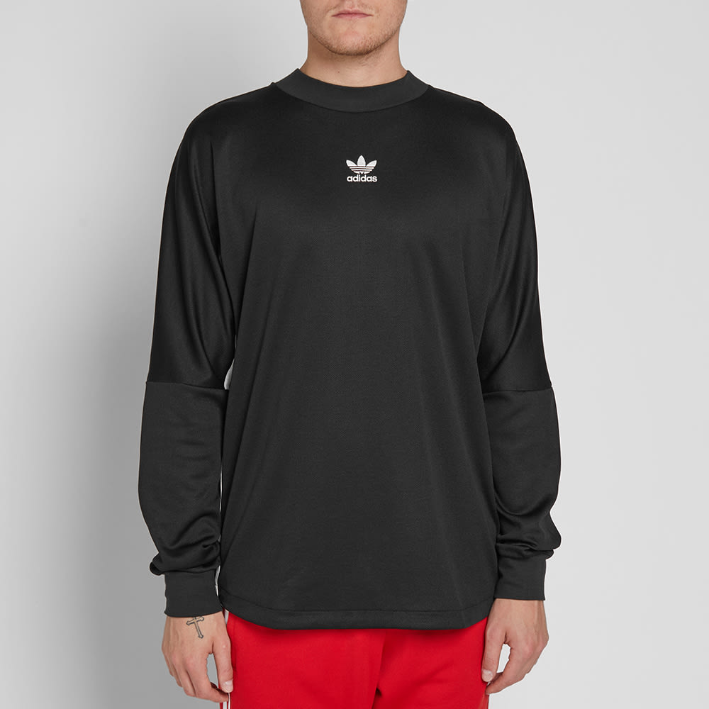 on sale 7c2e2 9d0e5 Adidas Authentic Stripe Jersey
