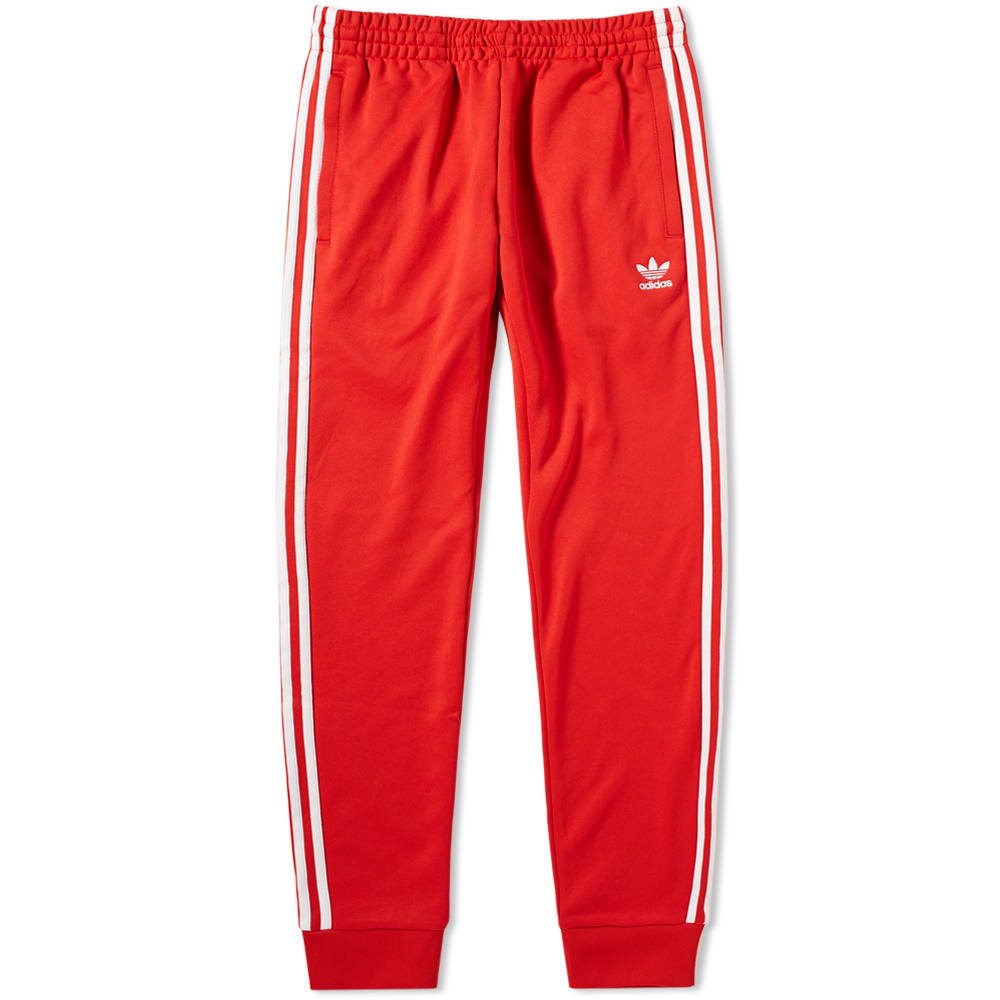 reputable site e16cc af574 Adidas Superstar Track Pant
