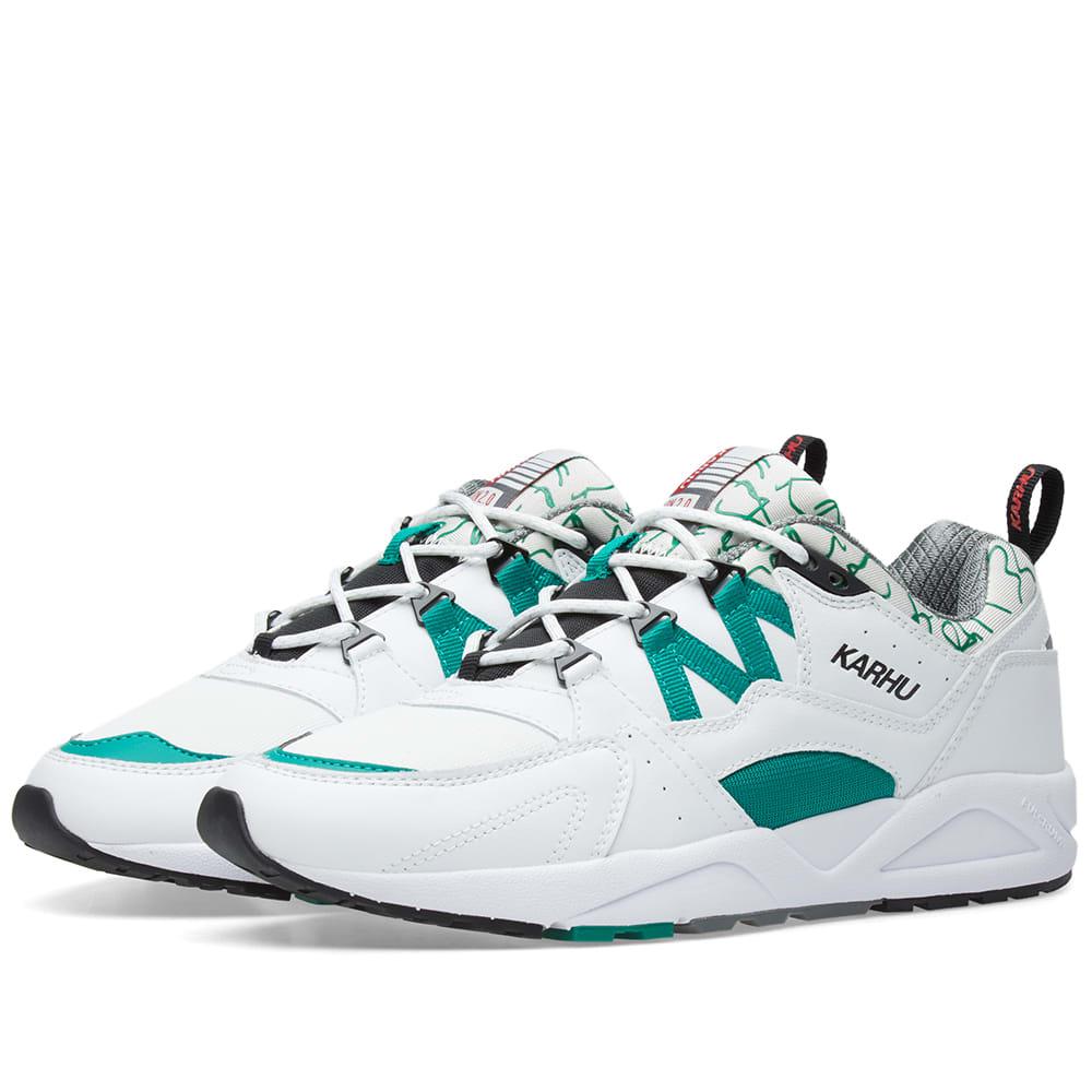 KARHU Fusion 2.0 Sneakers in White