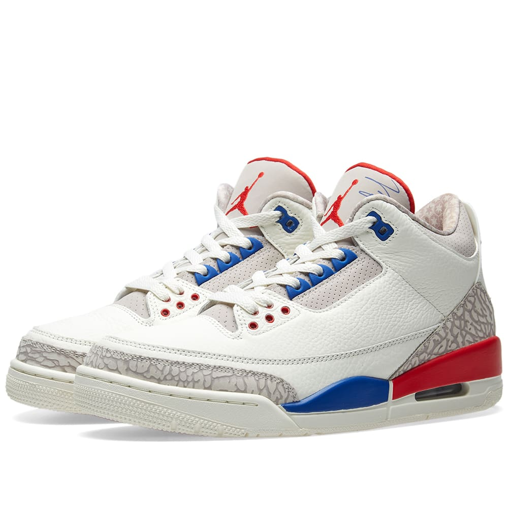 c29663409f56bd Air Jordan 3 Retro Sail