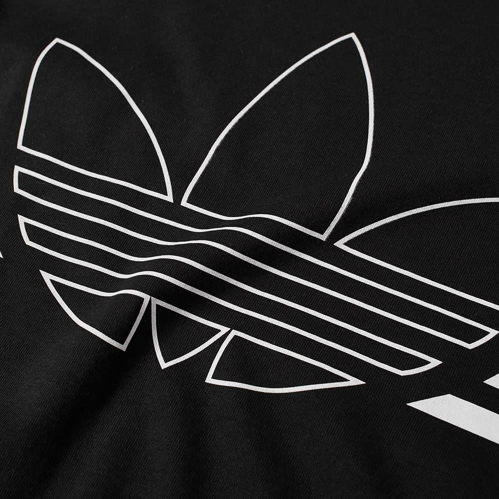 Trefoil Tee Outline Adidas Tee Trefoil Adidas Adidas Outline Outline Tee Trefoil QdWoCBxreE