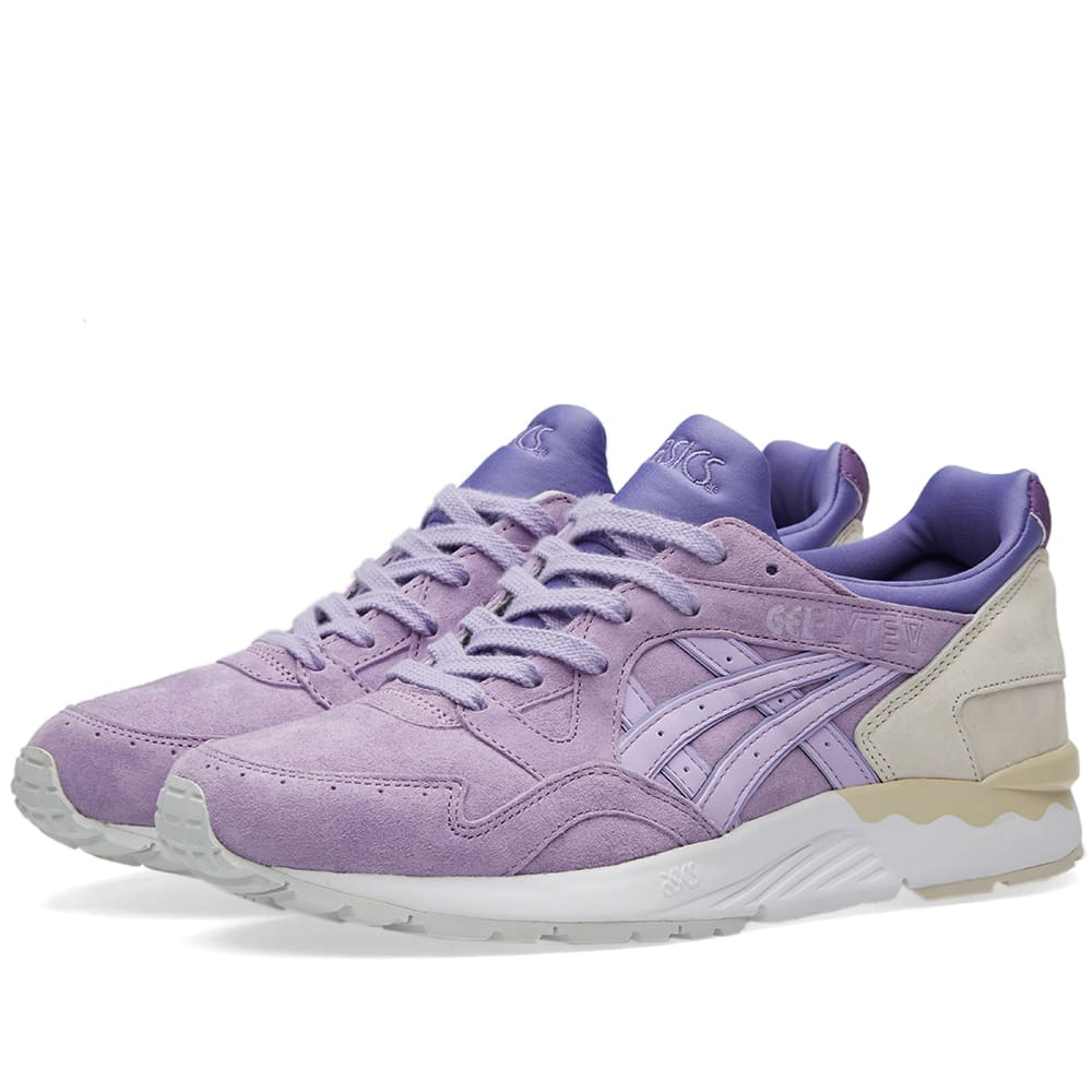 innovative design 62069 04c10 Asics Gel Lyte V. Lavender