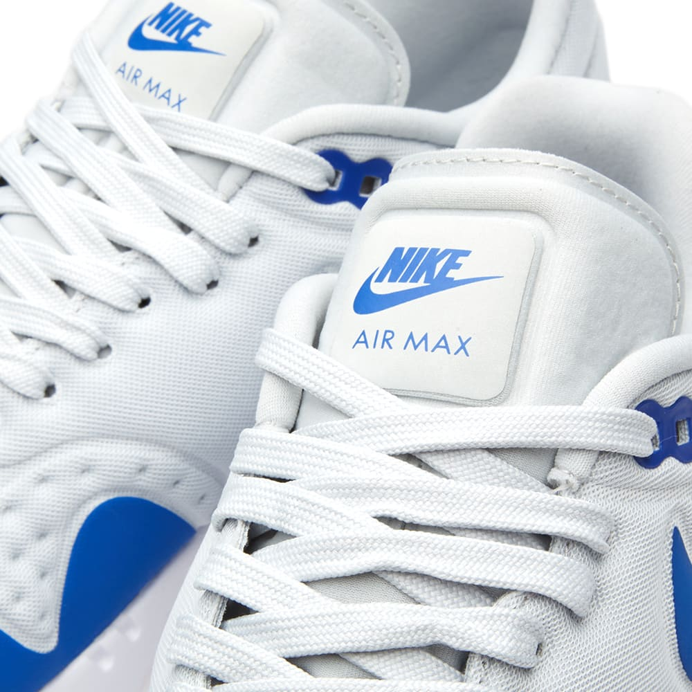 Nike Air Max 1 Ultra SE Pure Platinum Game Royal | SneakerFiles