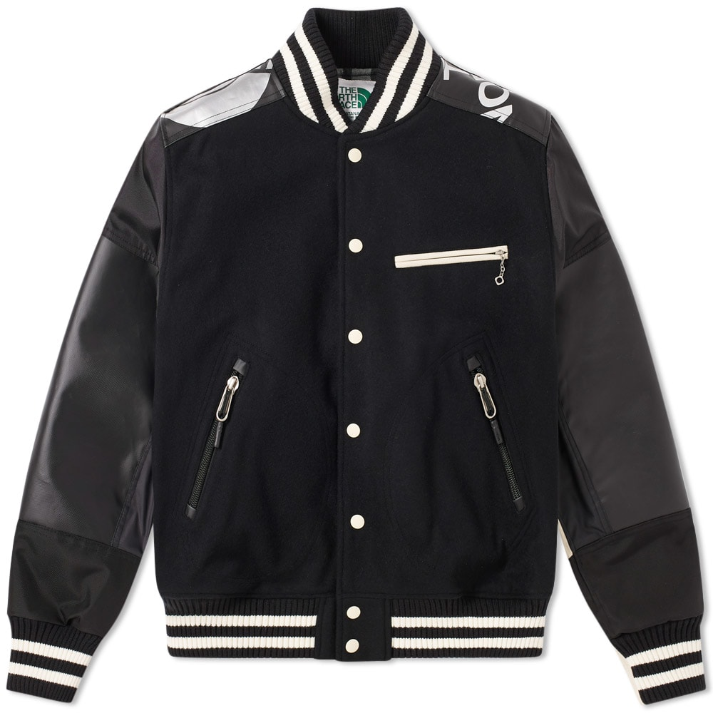73adea843 Junya Watanabe MAN x The North Face Varsity Jacket