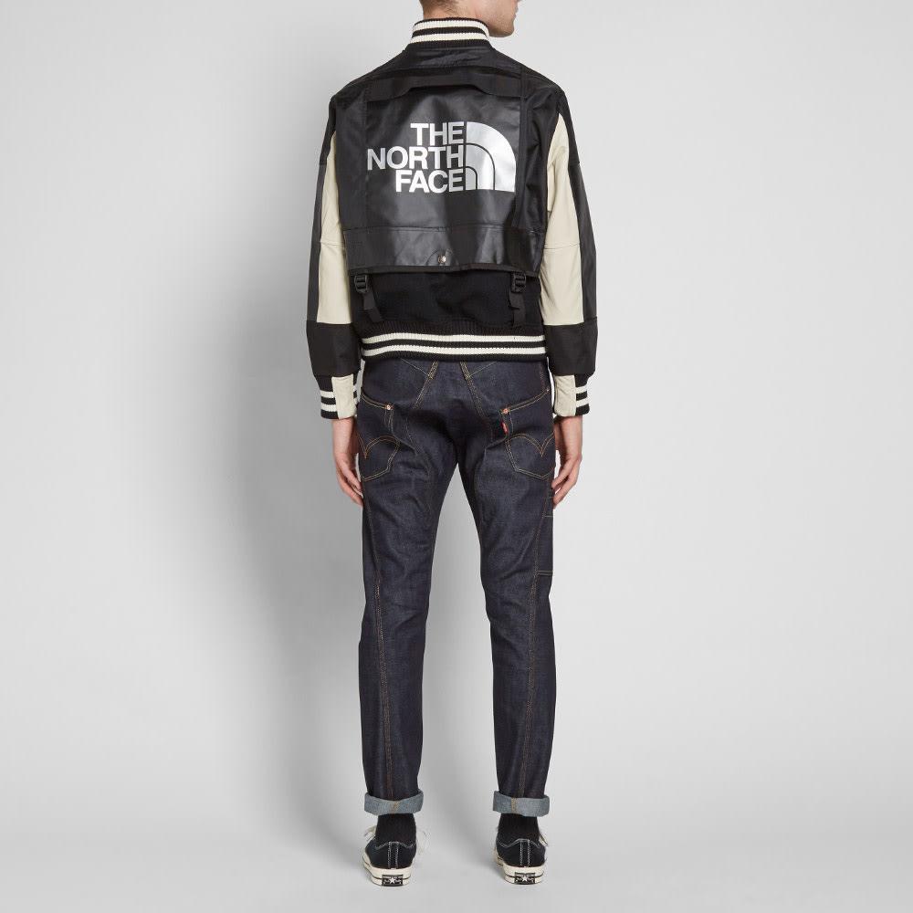 442747971 Junya Watanabe MAN x The North Face Varsity Jacket