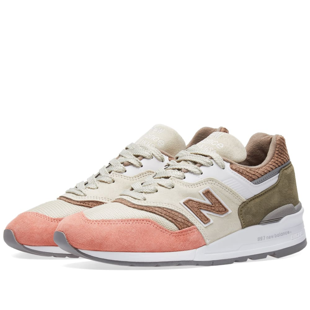 huge selection of fd367 ffa37 New Balance M997CSU 'Desert Heat' - Made in the USA