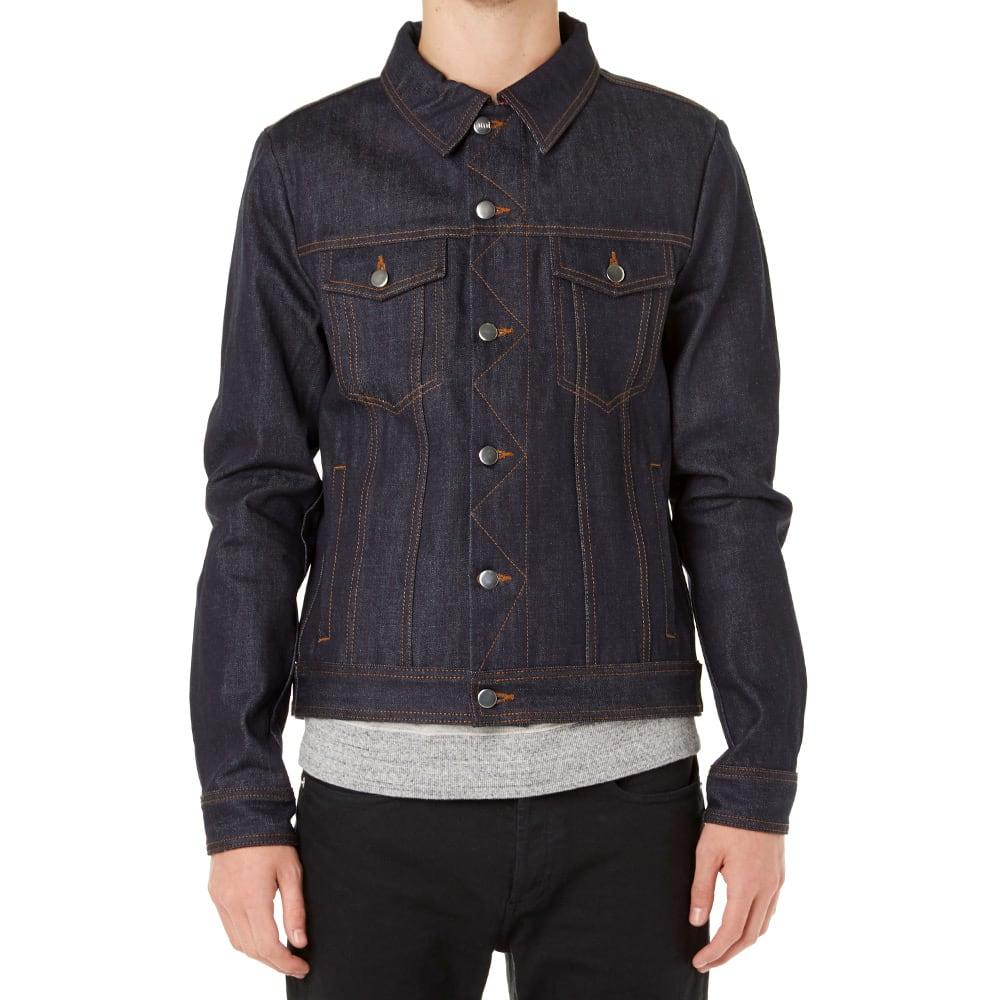 outlet boutique top-rated genuine innovative design AMI Denim Jacket