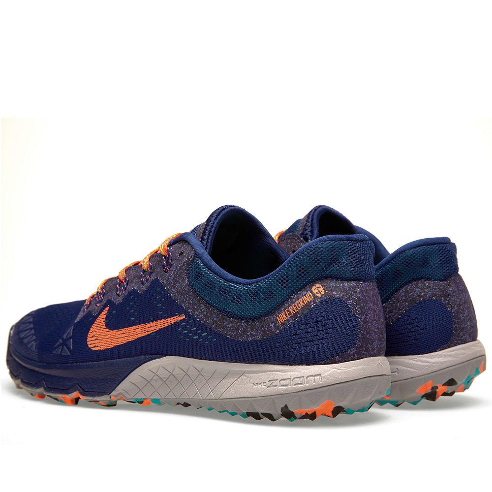 Nike Zoom Terra Kiger 2 Deep Royal Blue