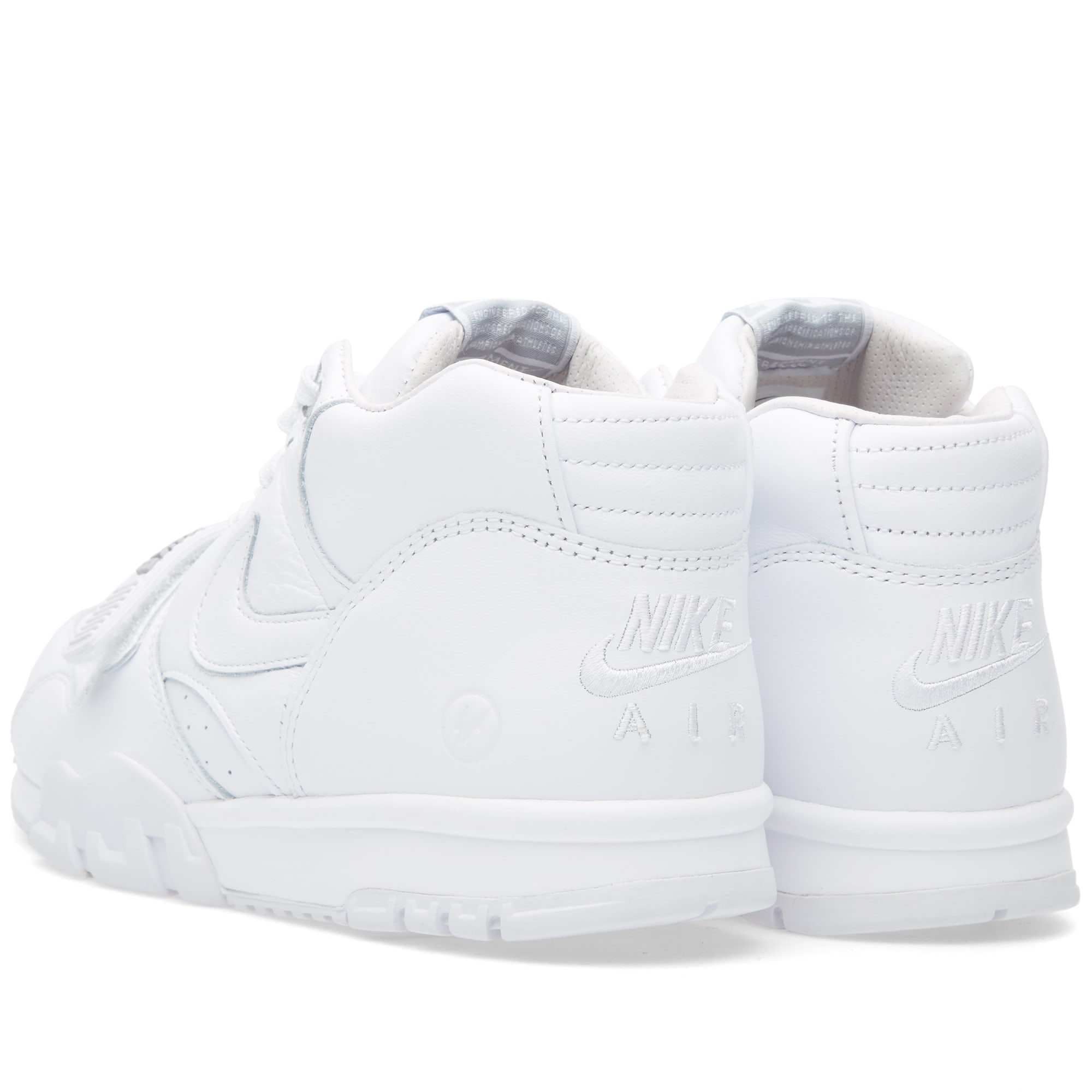 new product e953a 4fdd3 Nike x Fragment Design Air Trainer 1 Mid SP