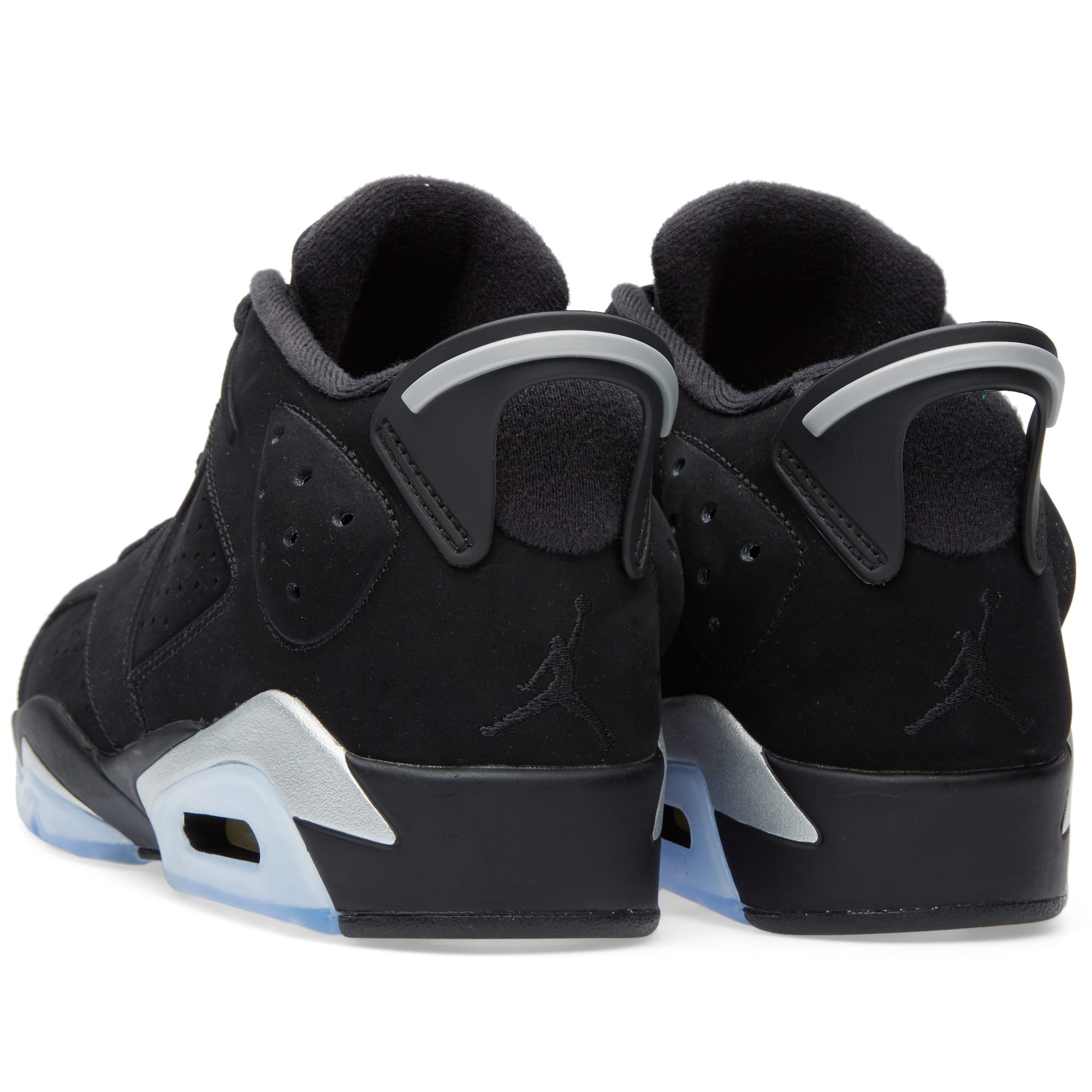 103e174dd72cc3 Nike Air Jordan 6 Retro Low Black