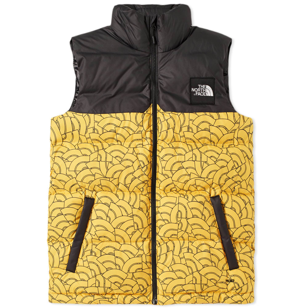 retail prices low price sale incredible prices The North Face 1992 Nuptse Vest