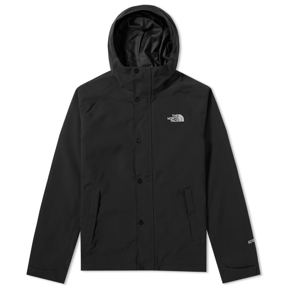 new product d06fc 31e9c The North Face Berkeley GTX Jacket Black   END.