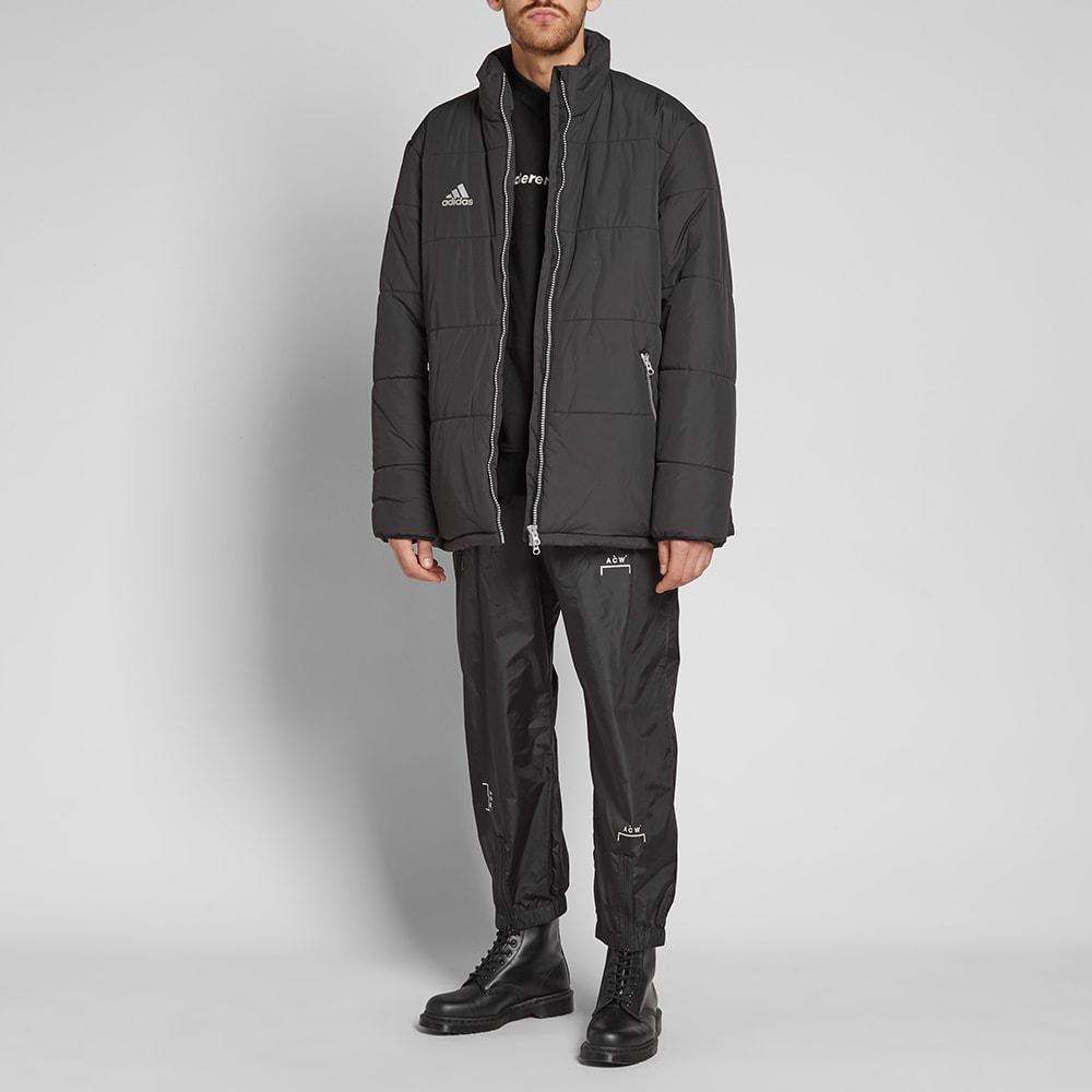eb95d6845d3e Gosha Rubchinskiy x Adidas Padded Jacket Black