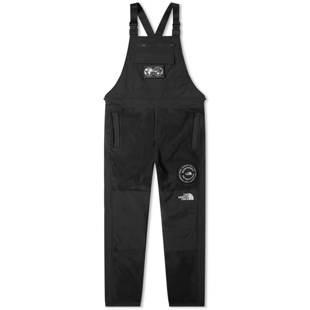 The North Face Seven Summits Himalayan Fleece Suit In Black