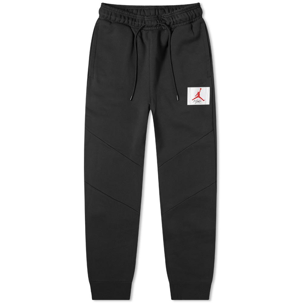 Air Jordan Flight Fleece Pant Black   END.