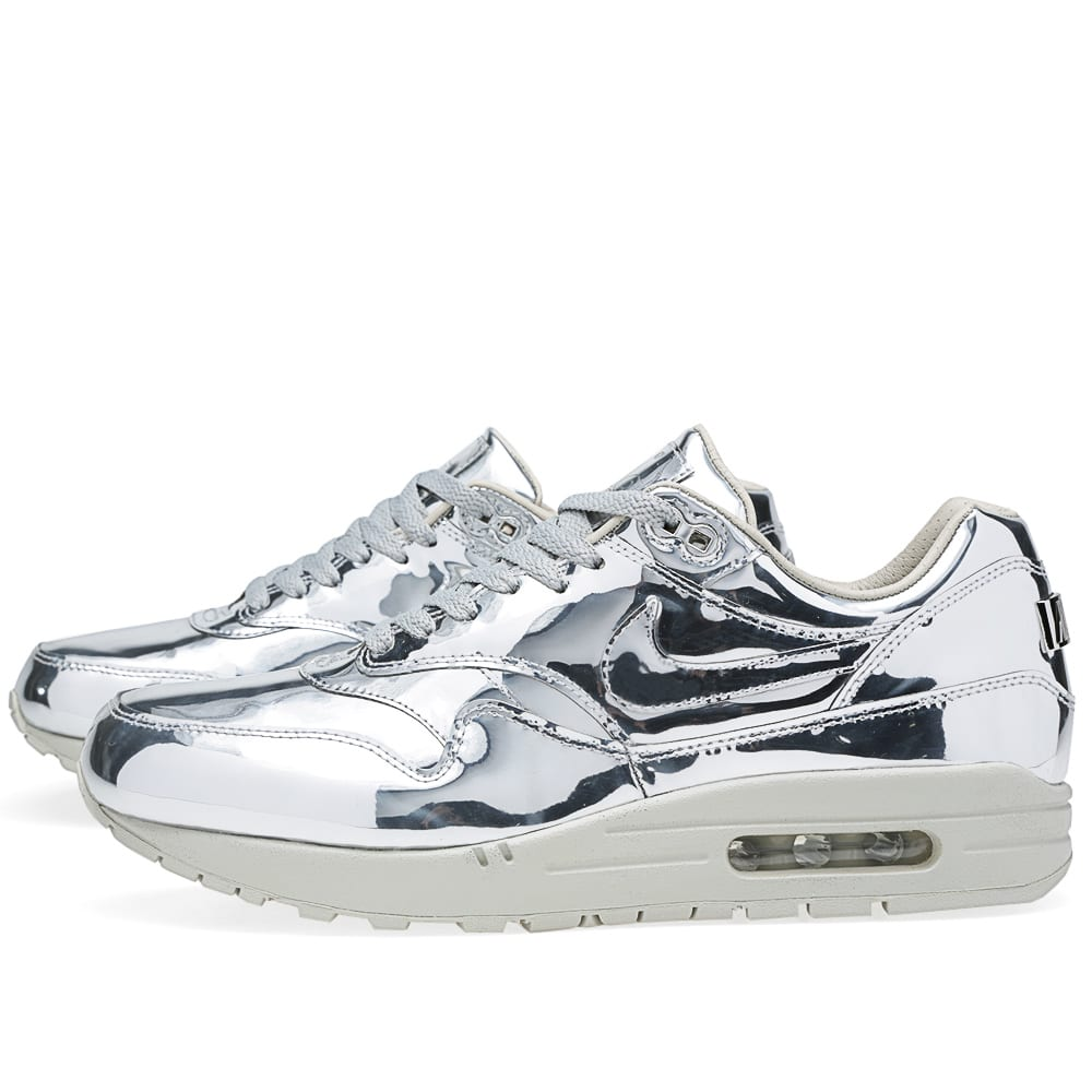 Sp Nike Air Max 1 Silver' 'liquid stQhdr
