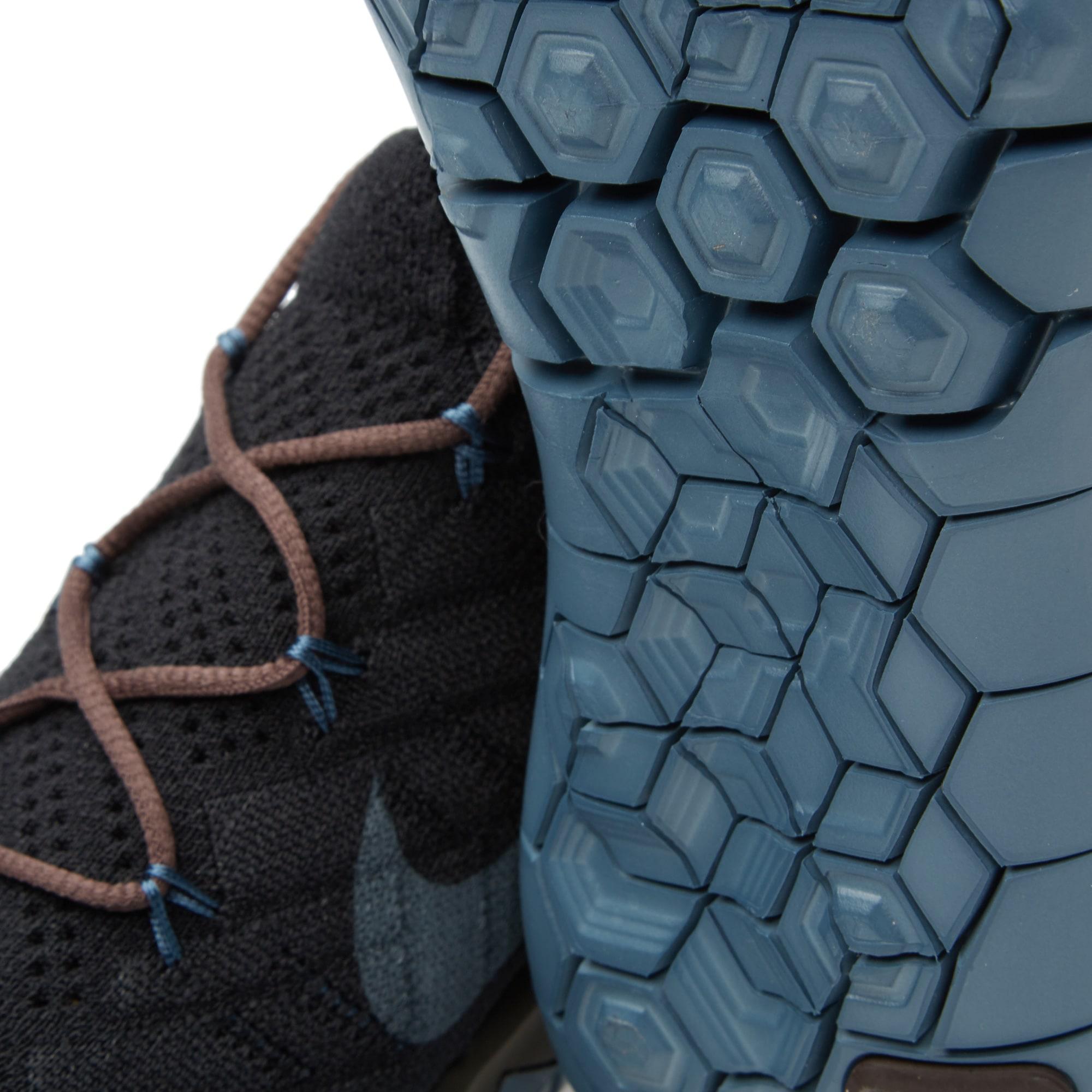 sports shoes aaf72 969f4 Nike x Undercover Gyakusou Free Flyknit 3.0 Black, Baroque Brown   Slate    END.