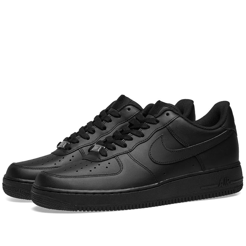 Nike Air Force 1 '07 Black | END.