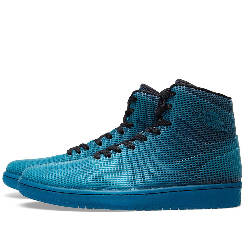 new styles 8c7d8 b2570 Nike Air Jordan 4LAB1  Tropical Teal